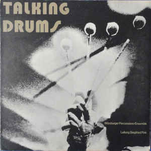 Talking Drums - Album Cover - VinylWorld