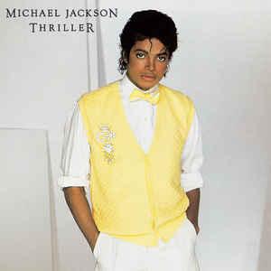 Michael Jackson - Thriller - Album Cover