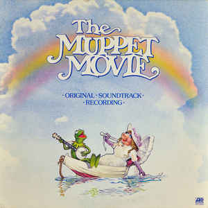 The Muppet Movie - Original Soundtrack Recording - Album Cover - VinylWorld