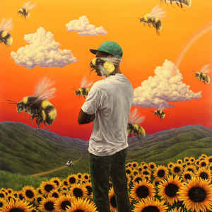 Tyler, The Creator - Scum Fuck Flower Boy - Album Cover