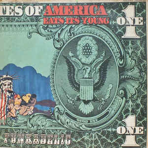 Funkadelic - America Eats Its Young - Album Cover