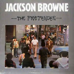 Jackson Browne - The Pretender - Album Cover