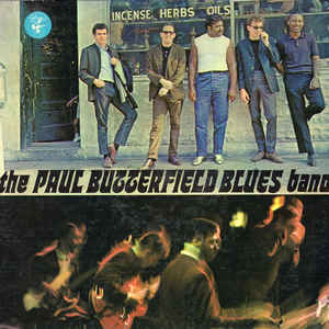 The Paul Butterfield Blues Band - The Paul Butterfield Blues Band - VinylWorld
