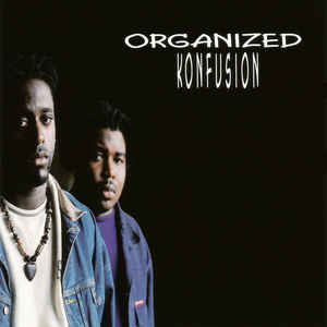 Organized Konfusion - Organized Konfusion - Album Cover