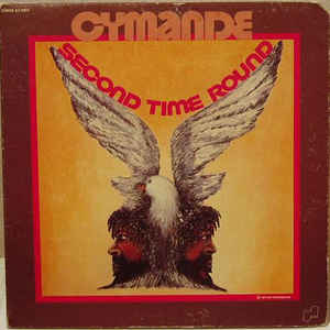 Cymande - Second Time Round - Album Cover