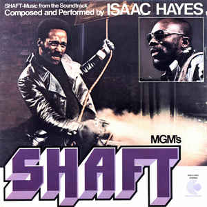 Shaft - Album Cover - VinylWorld