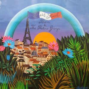 Ben & The Platano Group - Paris Soul - Album Cover