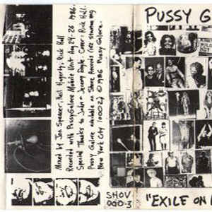 Pussy Galore (2) - Exile On Main St - Album Cover