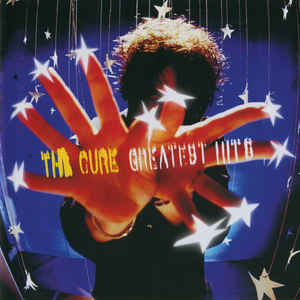 The Cure - Greatest Hits - Album Cover