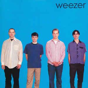 Weezer - Weezer - Album Cover