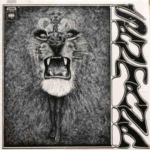 Santana - Santana - Album Cover