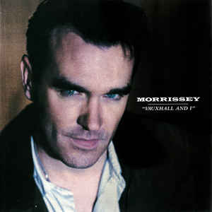 Morrissey - Vauxhall And I - Album Cover