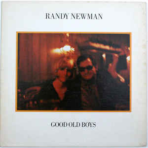 Randy Newman - Good Old Boys - Album Cover