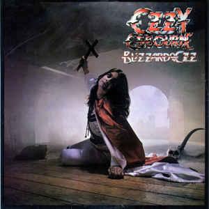 Blizzard Of Ozz - Album Cover - VinylWorld