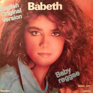 Babeth - Baby Reggae (English Original Version) - Album Cover