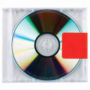 Kanye West - Yeezus - Album Cover