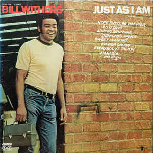 Bill Withers - Just As I Am - Album Cover