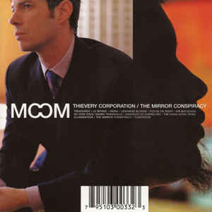 Thievery Corporation - The Mirror Conspiracy - Album Cover