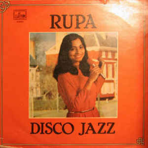 Rupa - Disco Jazz - VinylWorld