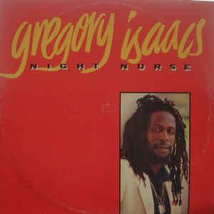 Gregory Isaacs - Night Nurse - Album Cover