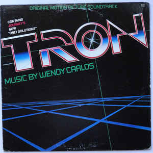 Tron (Original Motion Picture Soundtrack) - Album Cover - VinylWorld