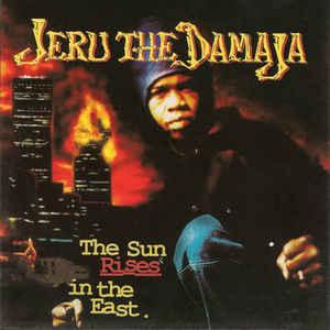 Jeru The Damaja - The Sun Rises In The East - Album Cover