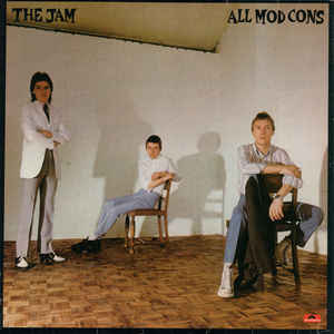 All Mod Cons - Album Cover - VinylWorld