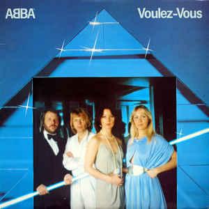 ABBA - Voulez-Vous - Album Cover