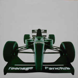 Teenage Fanclub - Grand Prix - Album Cover