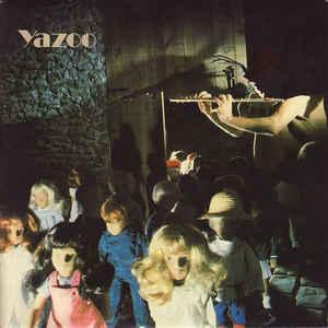 Yazoo - Don't Go - Album Cover