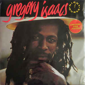 Gregory Isaacs - Night Nurse - VinylWorld