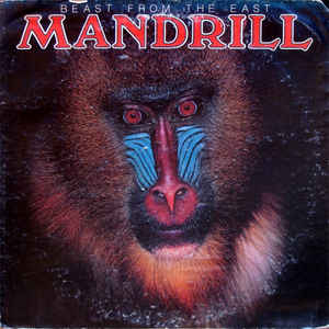 Mandrill - Beast From The East - Album Cover