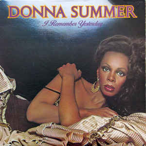 Donna Summer - I Remember Yesterday - Album Cover