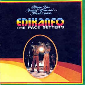 Edikanfo - The Pace Setters - Album Cover