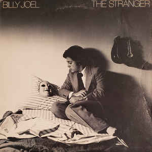 Billy Joel - The Stranger - Album Cover