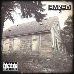Eminem - The Marshall Mathers LP 2 - Album Cover