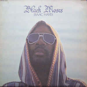 Isaac Hayes - Black Moses - Album Cover