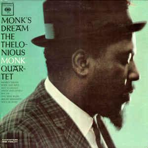 Monk's Dream - Album Cover - VinylWorld