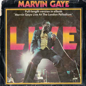 Marvin Gaye - Got To Give It Up - Album Cover