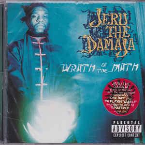 Jeru The Damaja - Wrath Of The Math - Album Cover
