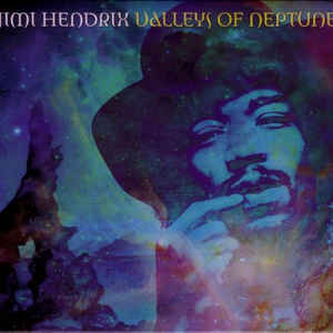 Jimi Hendrix - Valleys Of Neptune - Album Cover