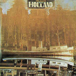 The Beach Boys - Holland - Album Cover