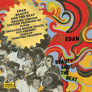 Edan - Beauty And The Beat - Album Cover