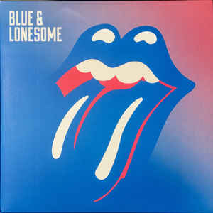 The Rolling Stones - Blue & Lonesome - Album Cover
