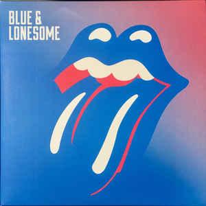 Blue & Lonesome - Album Cover - VinylWorld