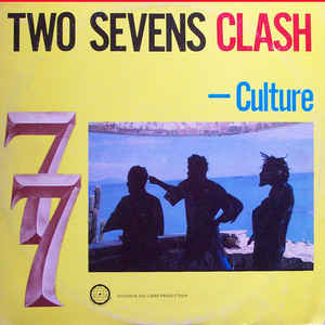 Two Sevens Clash - Album Cover - VinylWorld