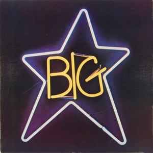 Big Star - #1 Record - Album Cover
