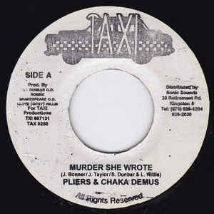 Murder She Wrote - Album Cover - VinylWorld