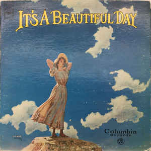It's A Beautiful Day - It's A Beautiful Day - Album Cover