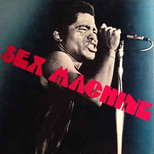 James Brown - Sex Machine - Album Cover